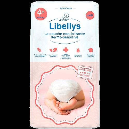 """Libellys Dermo-Sensitive """"XL"""" Autiņbiksītes (9-20kg) 46 Gab"""