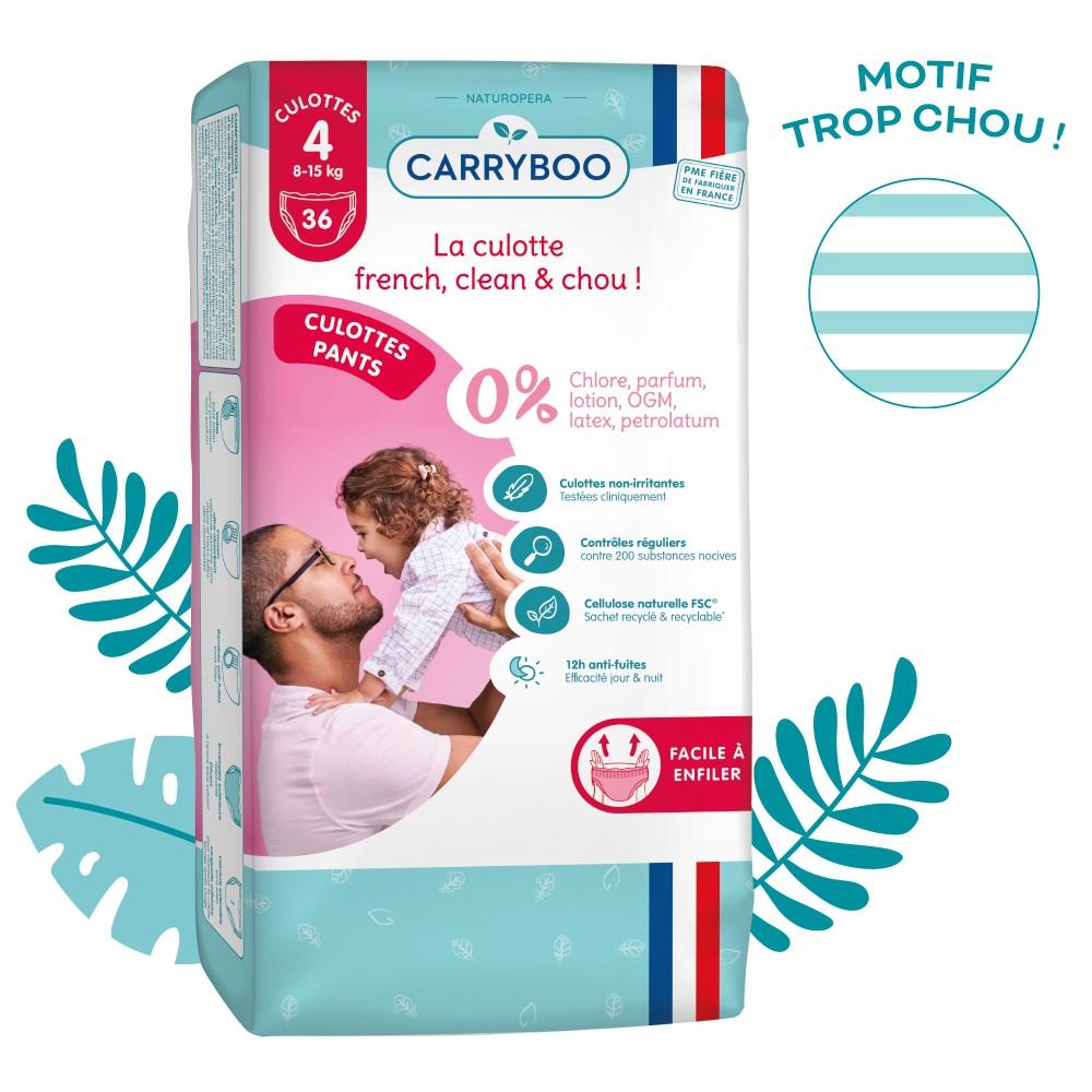 Autiņbiksītes-Biksītes Carryboo 8-15kg, 36gb